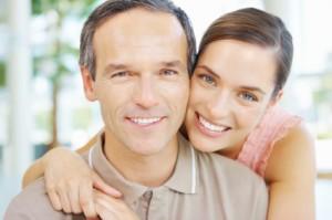 Couple receive cosmetic dentistry in St. Petersburg